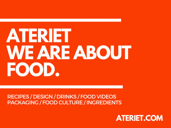 Ateriet Logo We are about Food