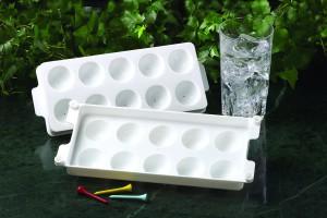 ice cube golf balls