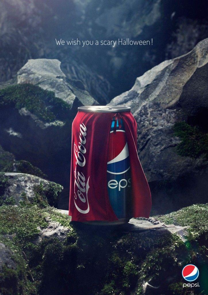 Pepsi advertising
