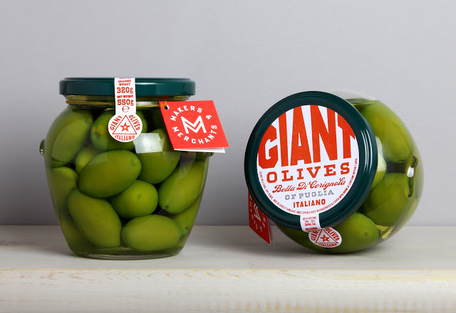 See this great food packaging design for Makers & Merchants.