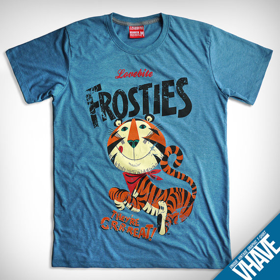 Frosties Cereal T-shirt