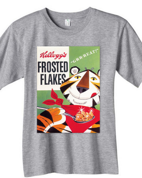 Kellogs vintage Cereal t-shirt