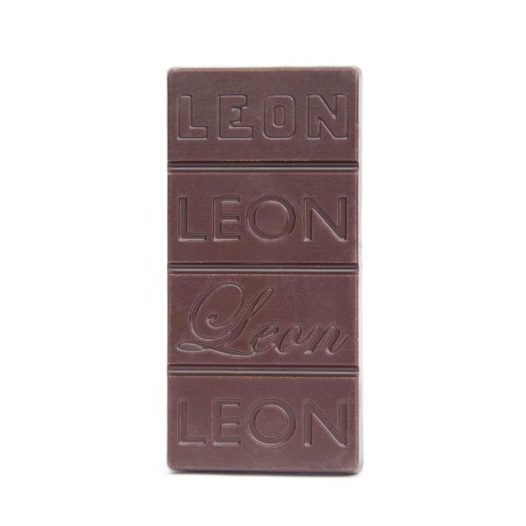 leon chocolate bar
