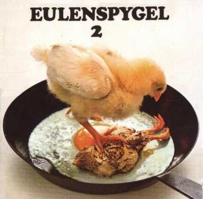 Food Album Covers - Chicken and egg