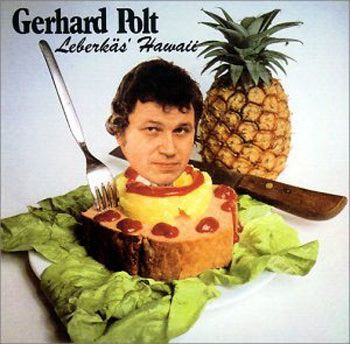 Food Album Covers - Gerhard Polt