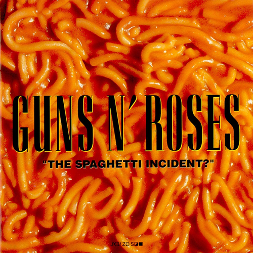 Food Album Covers - Guns n Roses