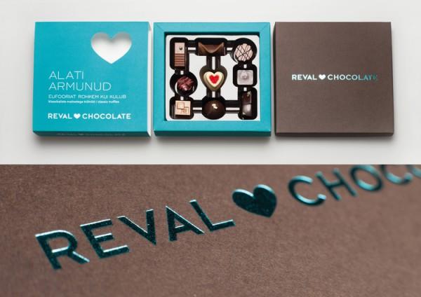reval chocolate box
