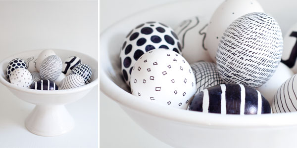 Make cool easter eggs this year