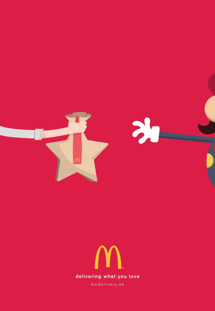 picture relating to Mcdonalds Printable Job Application referred to as McDonalds Legendary Persona Print Commercials - AterietAteriet