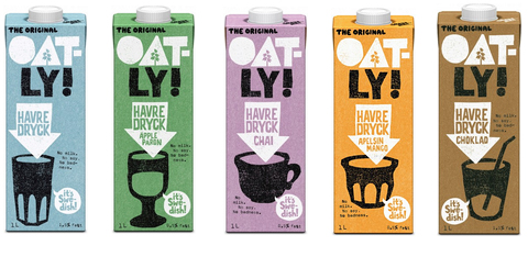 oatly vs kromland