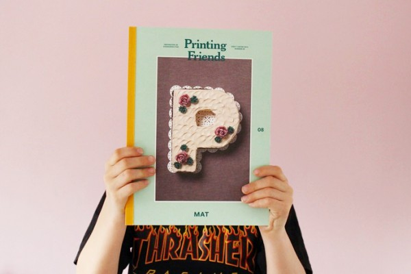 Printing friends cover