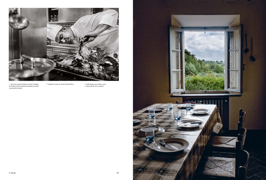 eating with the chefs cookbook