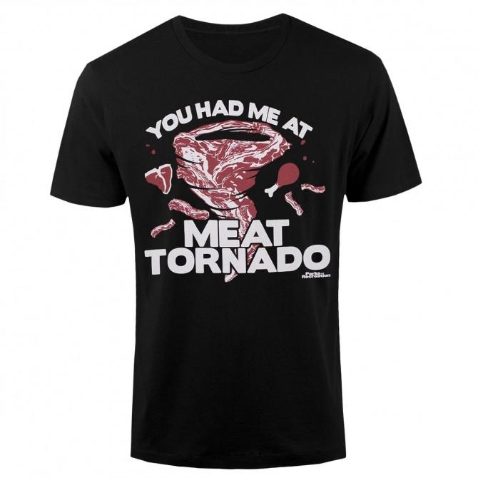 meat tornado t shirt