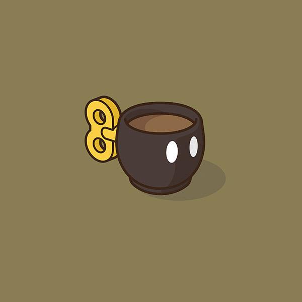 pop culture coffee mug