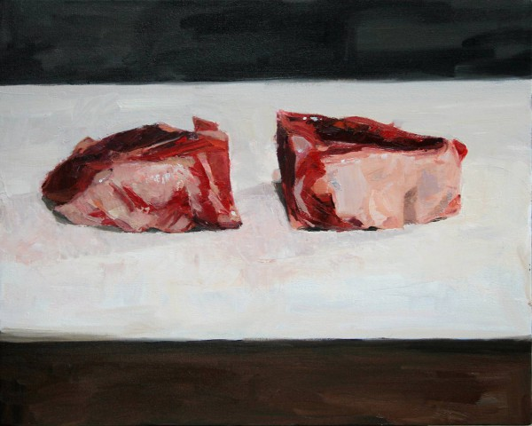 meat painting by scott conary