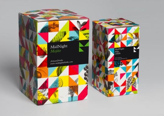 colorful food packaging