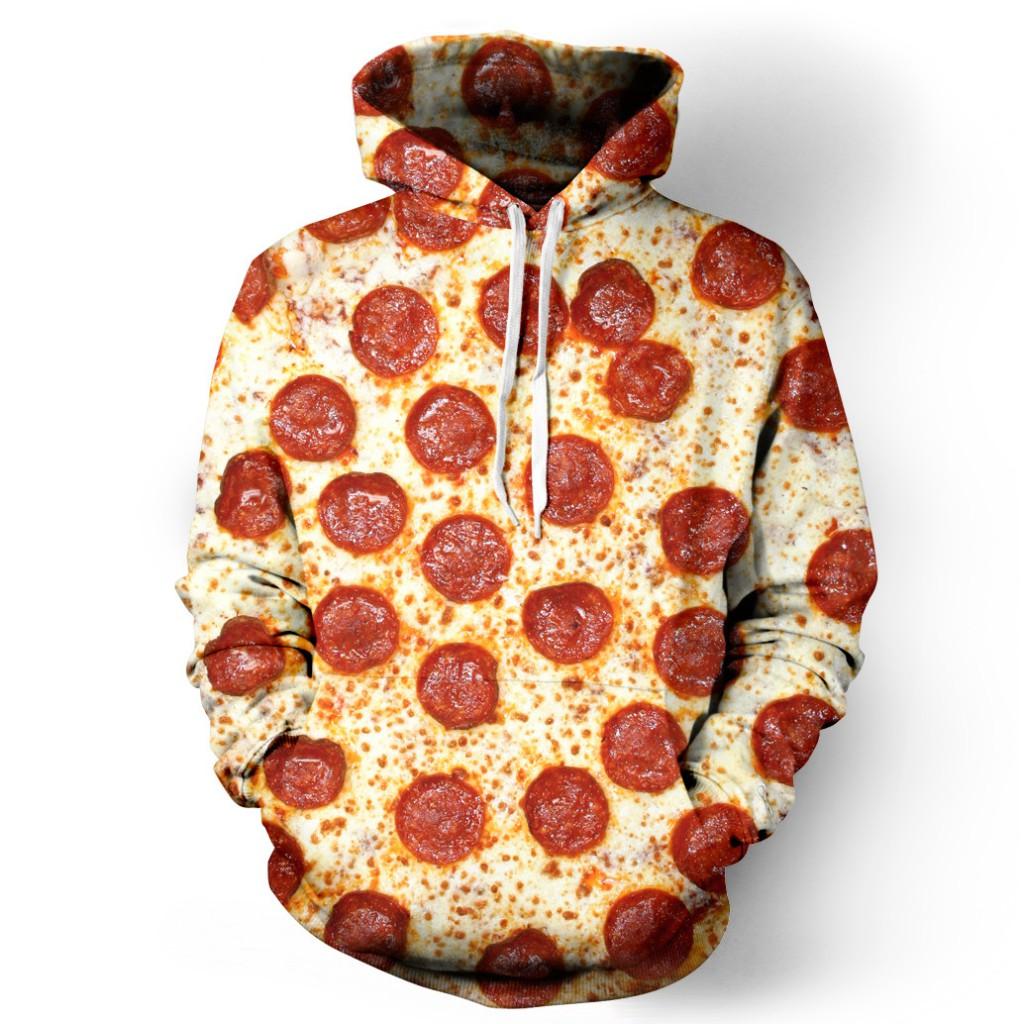 pizza hoodie