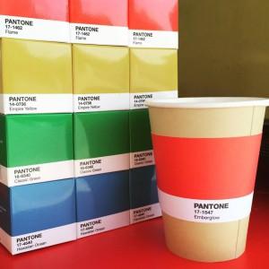 Pantone Café Cup