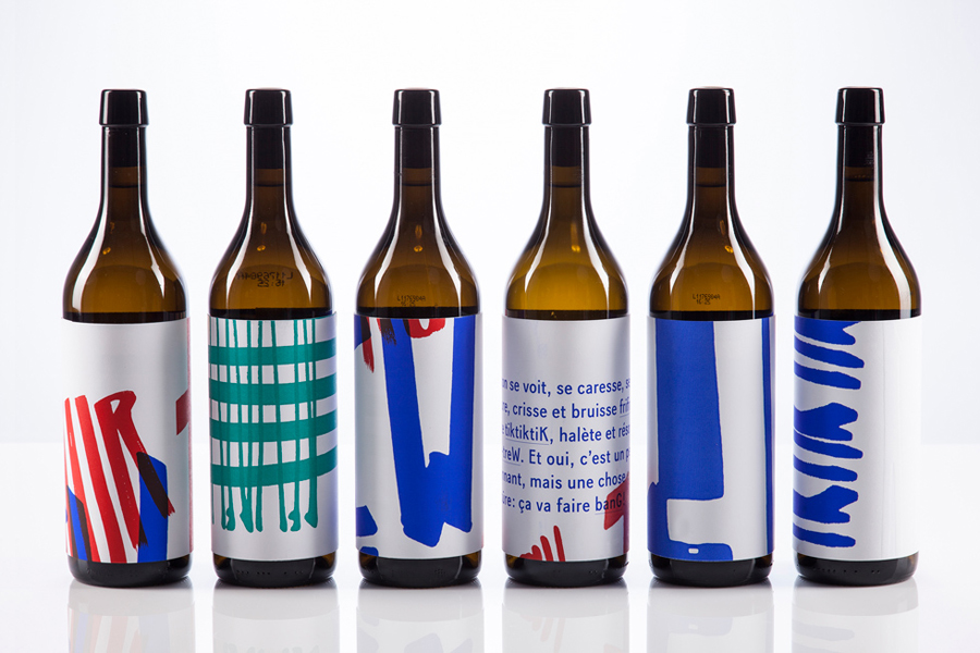 10 Great Examples of Colorful Wine Labels That Stand Out
