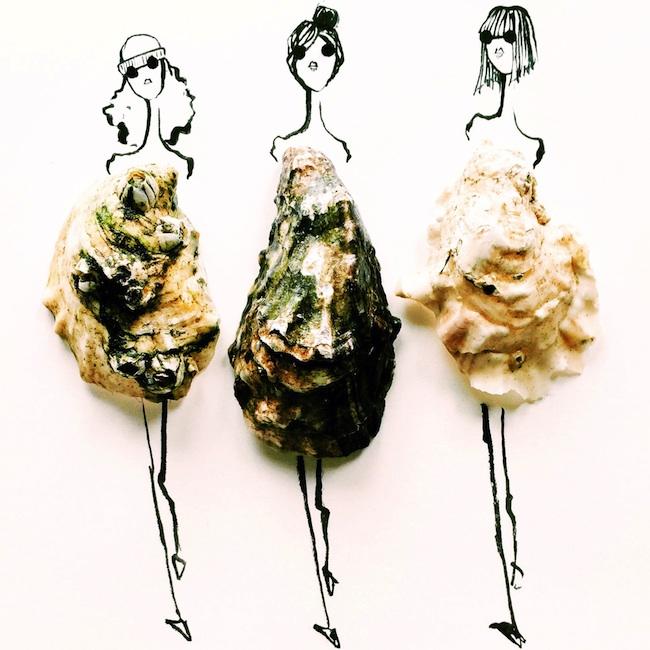 fashion meets food