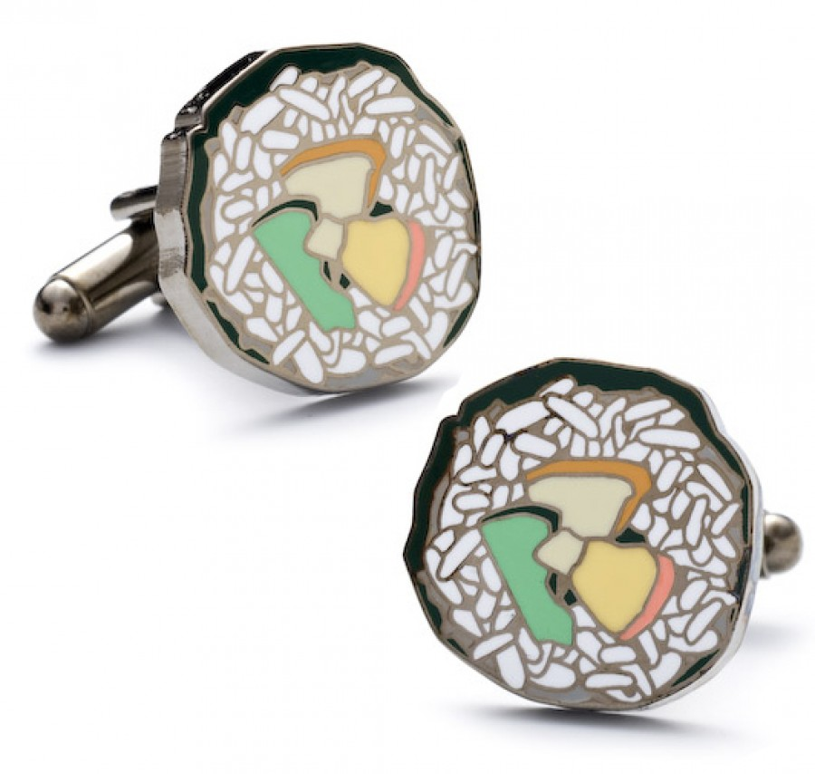 California Roll Cufflink