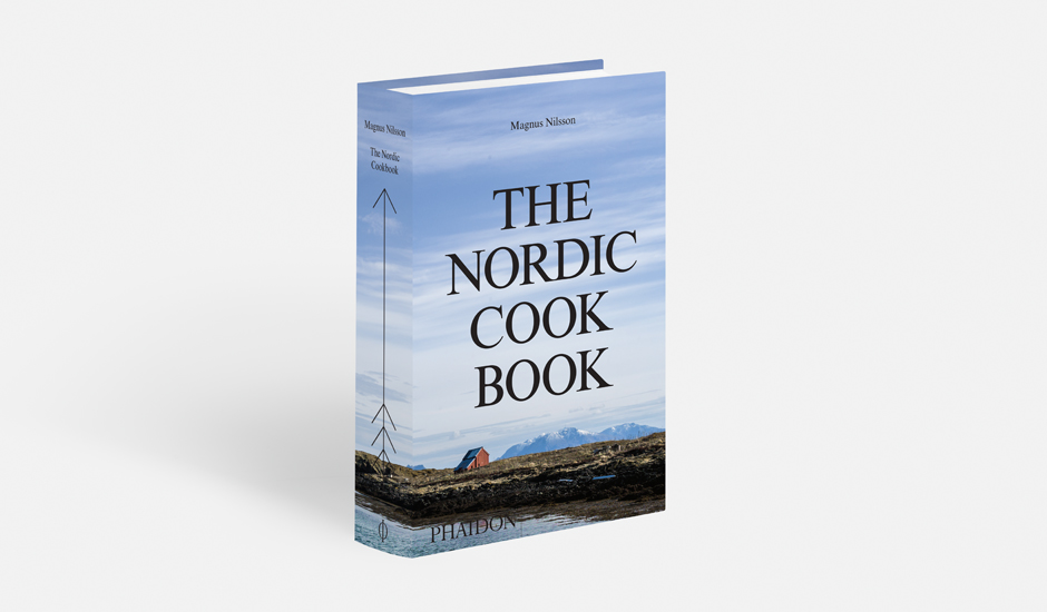 The Nordic Cookbook Cover by Magnus Nilsson