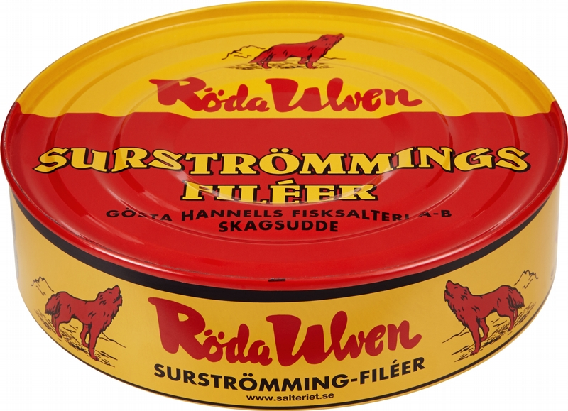 What is surstr mming and how to eat this smelly fish for Stinky fish in a can