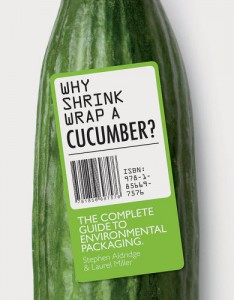 Why is there plastic on cucumbers