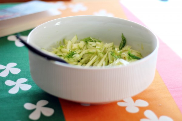 Apple and Fennel Coleslaw Recipe