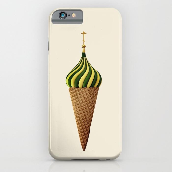 Iphone case ice cream