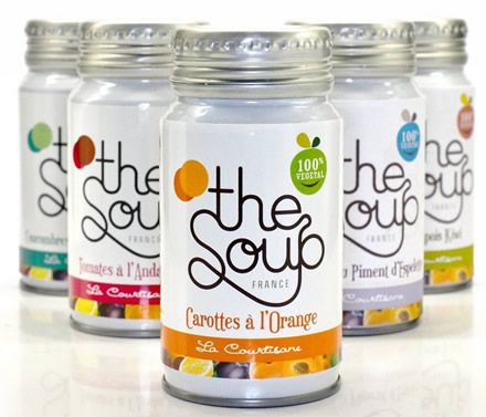 15 Soup Packaging Designs