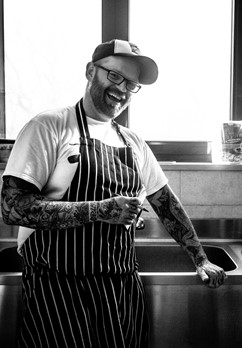 Dave Mottershall Interview. Ateriet's Chef Q&A with Dave Mottershall