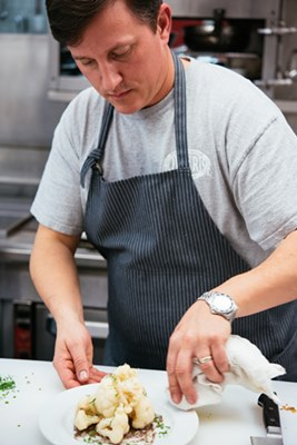 Chef Q&A with Alex Harrell of Restaurant Angeline in New Orleans