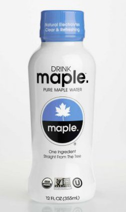 Health water Maple water, A closer look at Health Waters, learn all about this drink trend