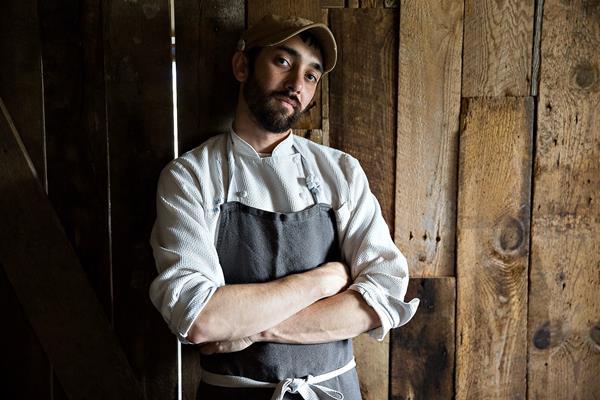 Clark Barlowe Interview, Chef Q&A Ateriet