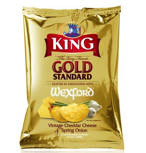 Gold Food Packagings