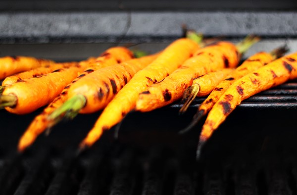 Grilling carrots, How to Grill Vegetables - a complete guide to Grilling Vegetables