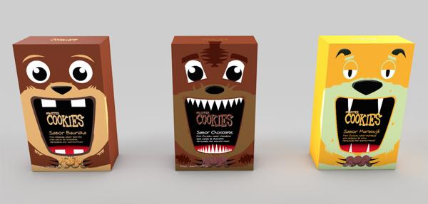 Cool Kids Food Packaging Designs