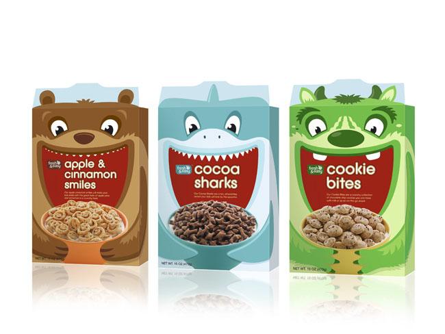 15 Cool Kids Food Packaging Designs A List Of Fun Food