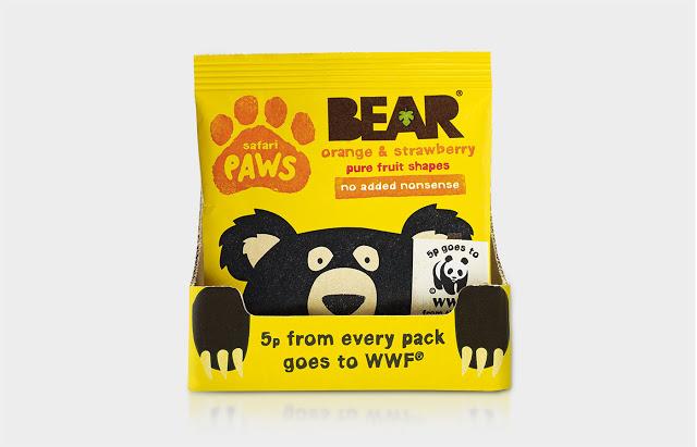 Fruit snacks packaging, Cool Kids Food Packaging Designs
