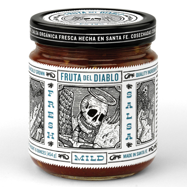 Fruta del diablo, Food Packaging That Stands out like no other by Moxie Sozo