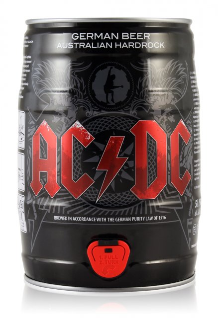 ACDC Beer, Rock Beer - 17 Cool Beers for Music Lovers