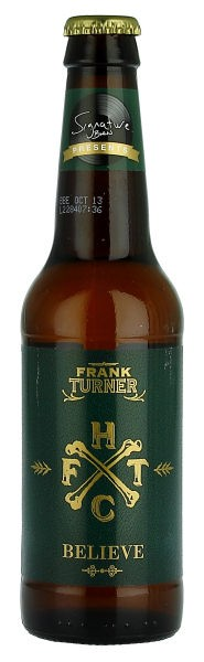 Frank Turner Beer, Rock Beer - 17 Cool Beers for Music Lovers