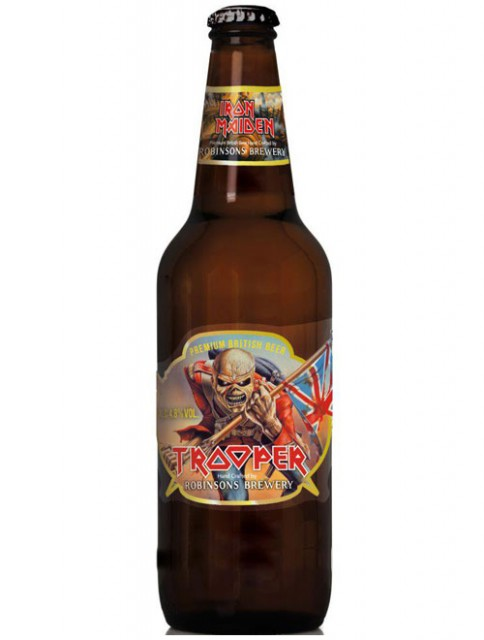 Iron Maiden Beer, Rock Beer - 17 Cool Beers for Music Lovers