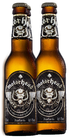 Motörhead Beer, Rock Beer - 17 Cool Beers for Music Lovers
