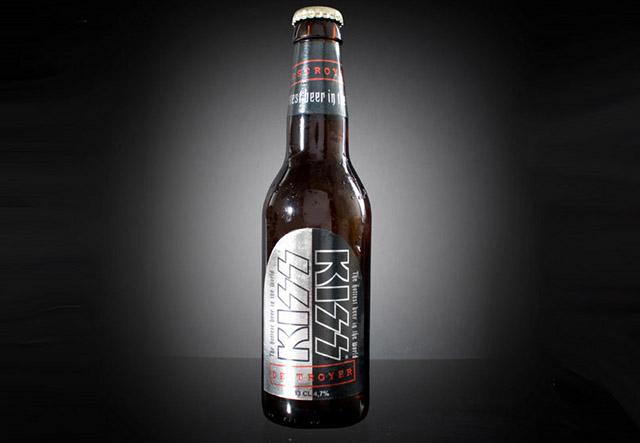Kiss Beer