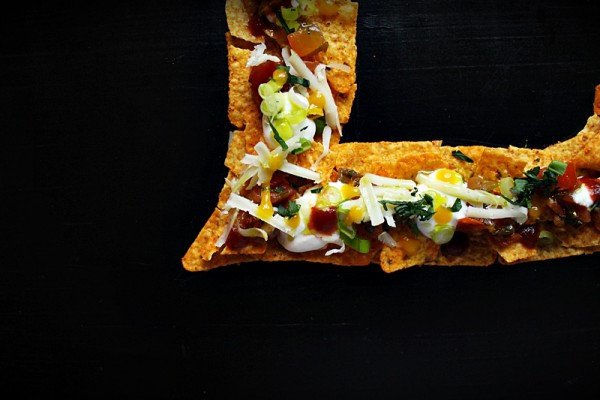 A-Z Food Photography Project - D is for Doritos