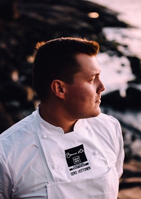 Chef Q&A with Eero Vottonen who will represent Finland in Bocuse d'Or