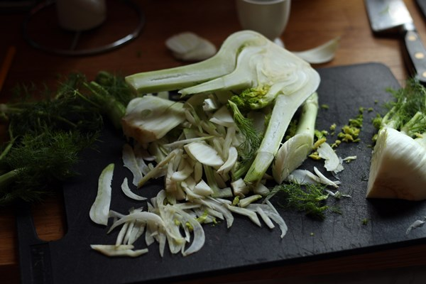 A-Z Food Photography Project - F is for Fennel