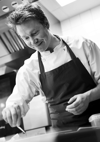 Chef Q&A with Søren Selin of AOC Restaurant in Copenhagen, Denmark at Ateriet.com